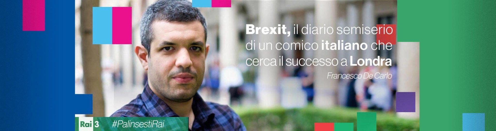 Francesco De Carlo : Brexit